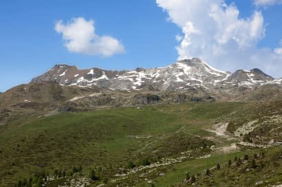 Bella Tola, Rothorn, Val d´Anniviers